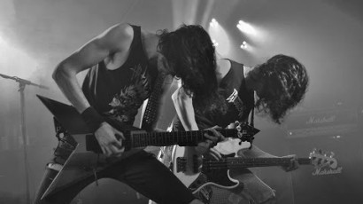 Violence & Force (Exciter cover – Live at Biebob, 2014)